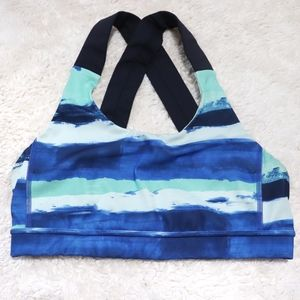 Lululemon Swim Top Size 8